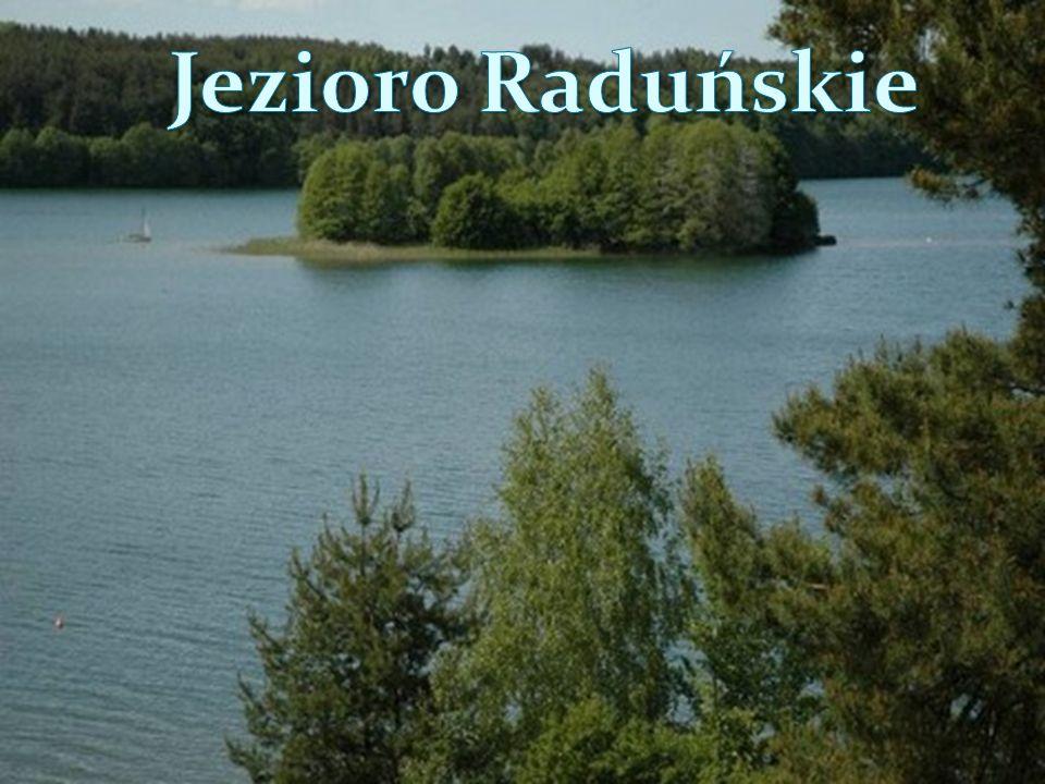Jezioro Raduńskie