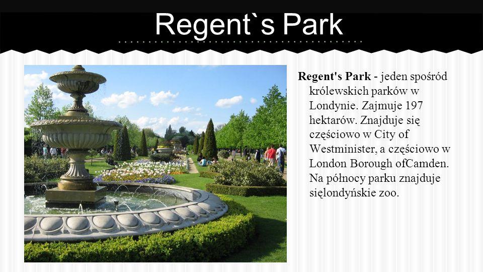 Regent`s Park