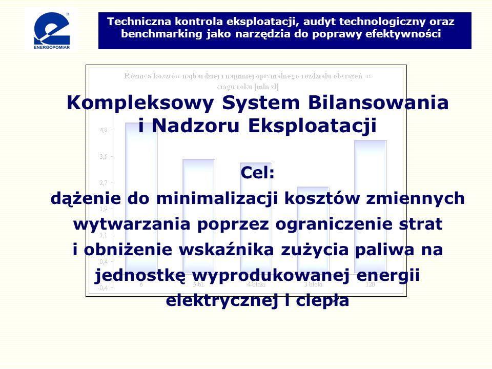 Kompleksowy System Bilansowania i Nadzoru Eksploatacji