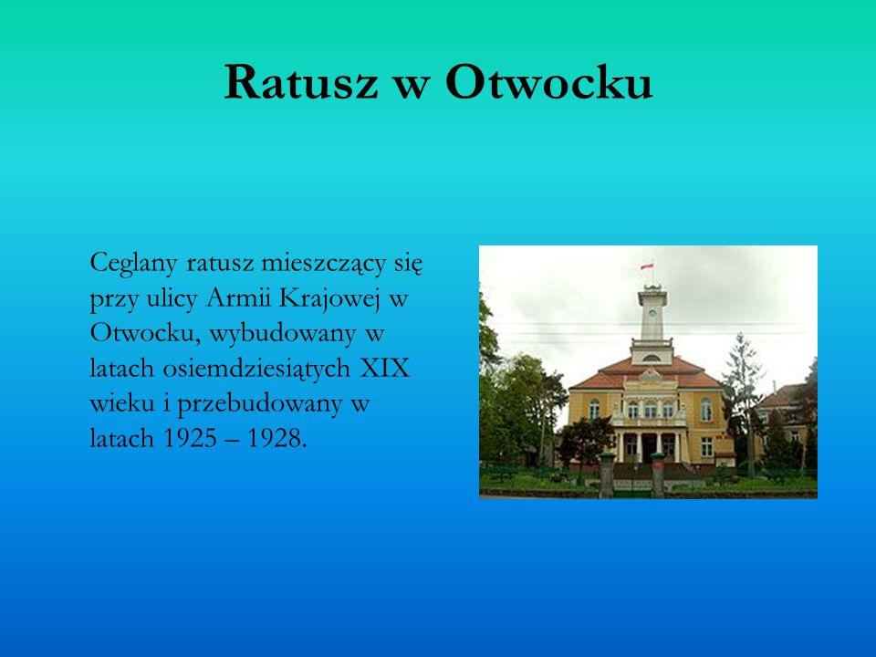 Ratusz w Otwocku
