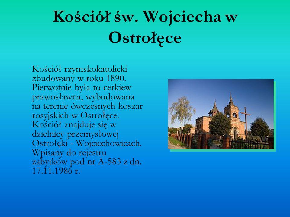 Kościół św. Wojciecha w Ostrołęce