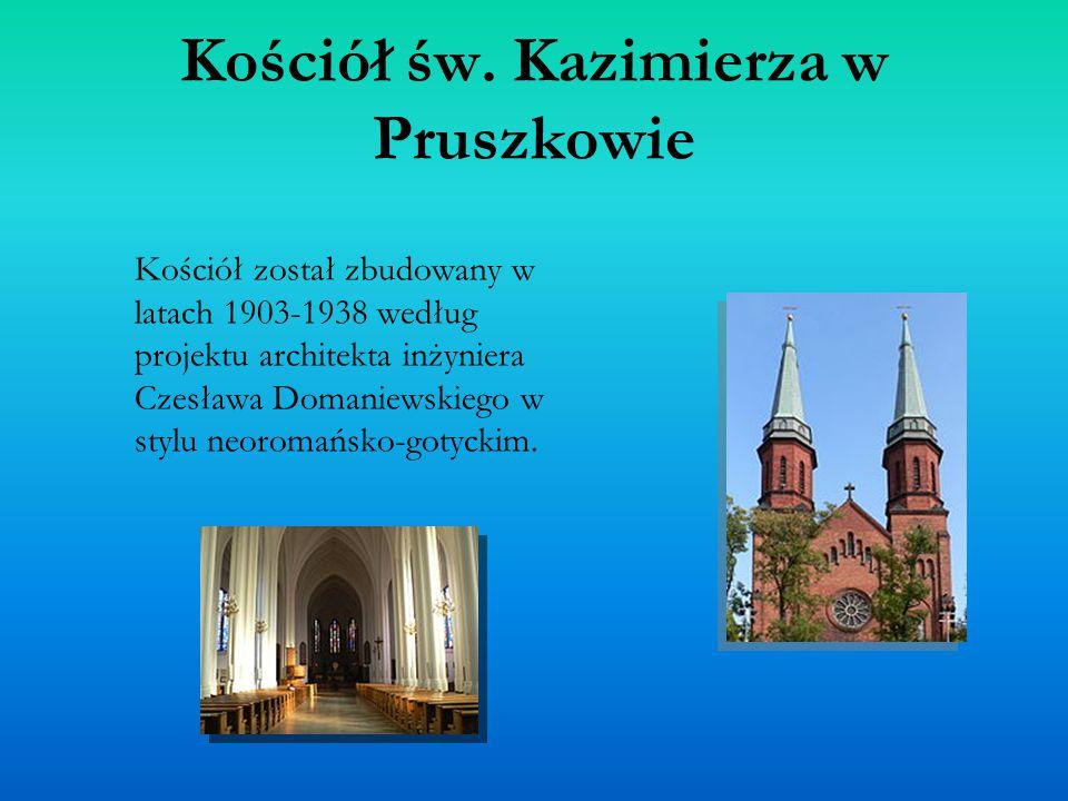 Kościół św. Kazimierza w Pruszkowie