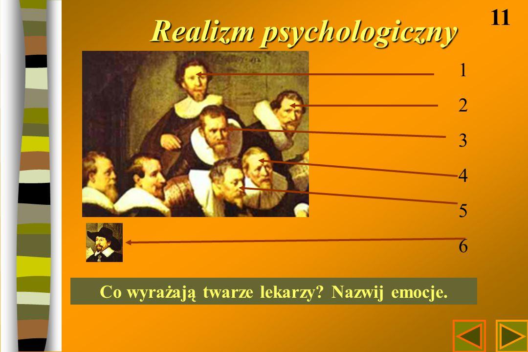 Realizm psychologiczny