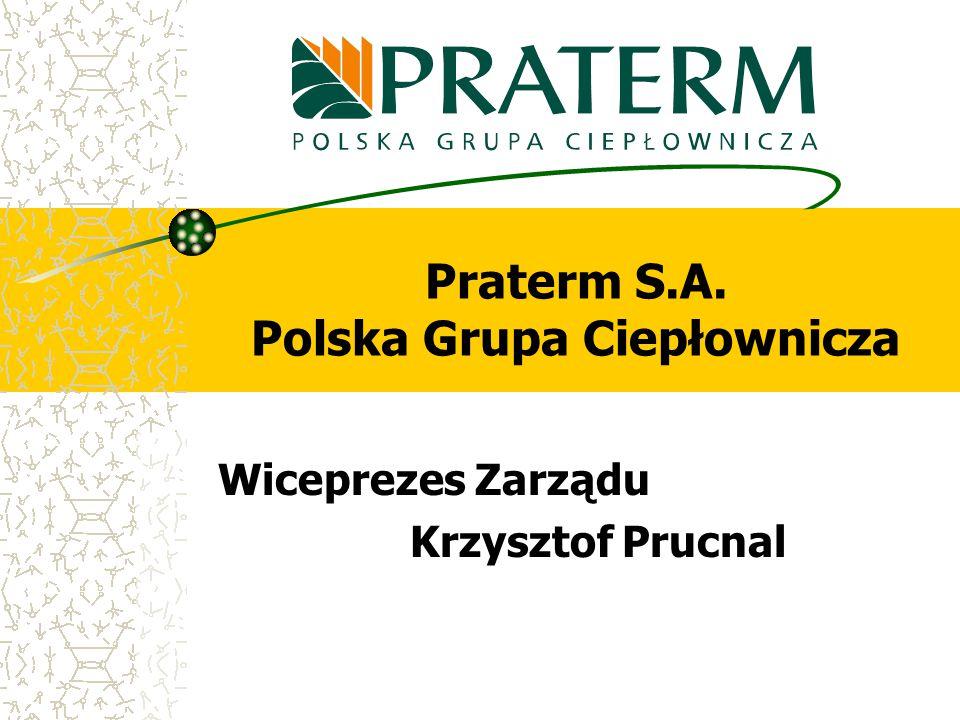 Praterm S.A. Polska Grupa Ciepłownicza