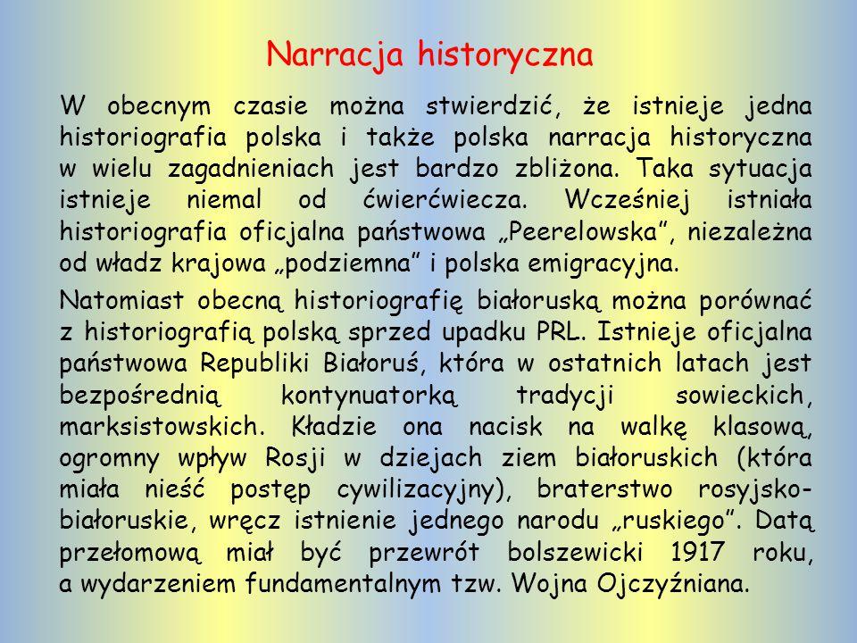 Narracja historyczna