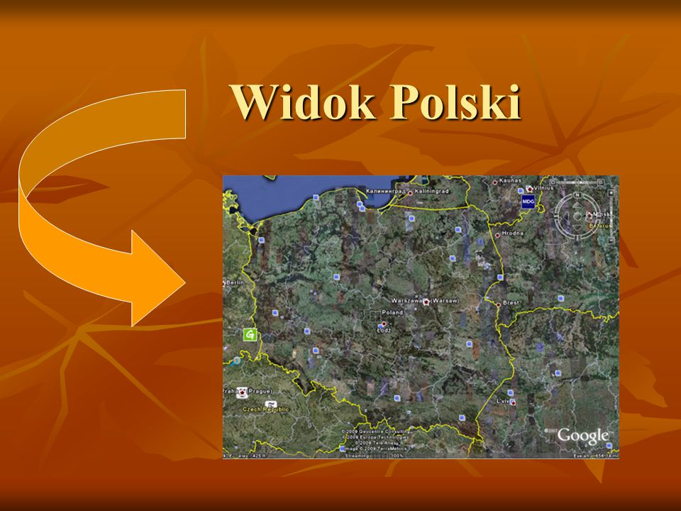 Widok Polski