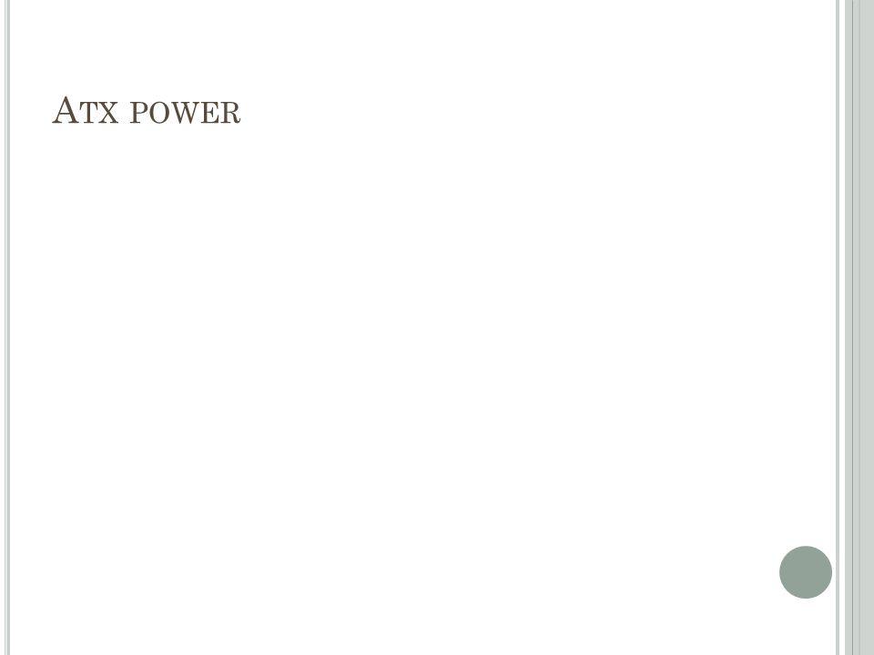 Atx power