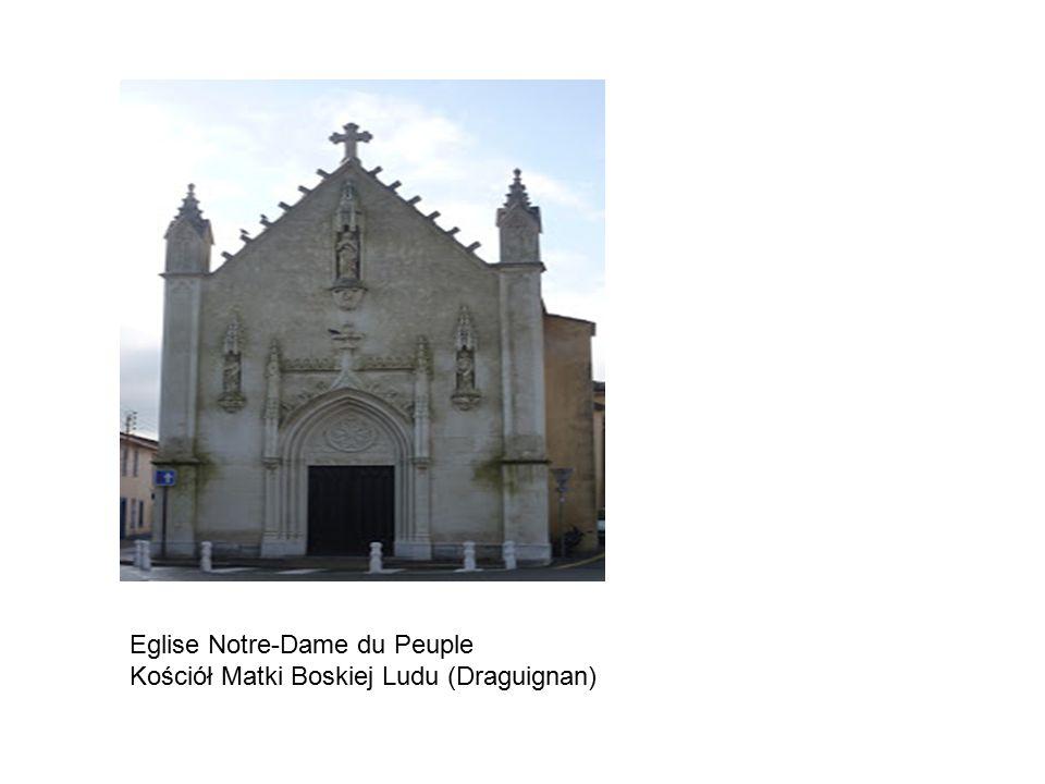 Eglise Notre-Dame du Peuple