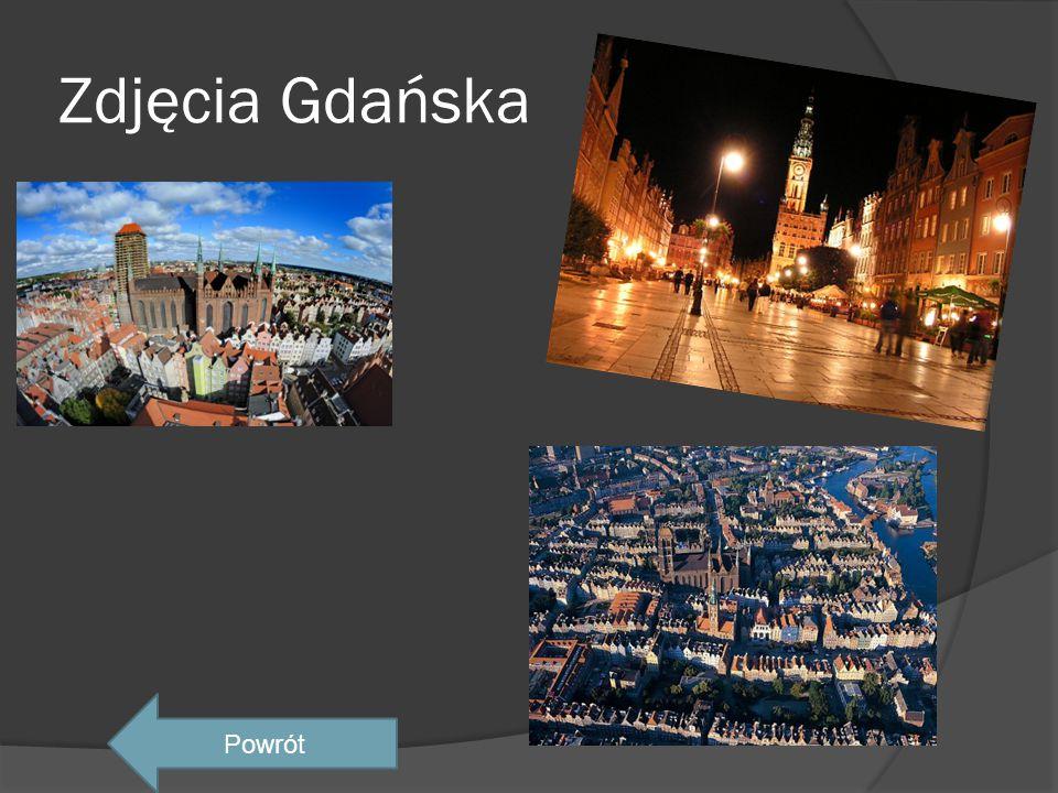 Zdjęcia Gdańska Powrót
