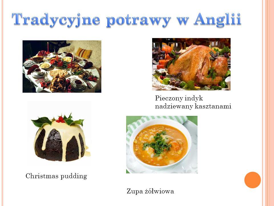 Tradycyjne potrawy w Anglii