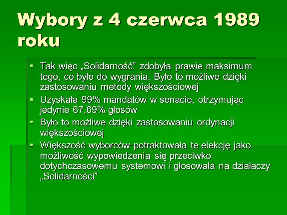 Wybory z 4 czerwca 1989 roku