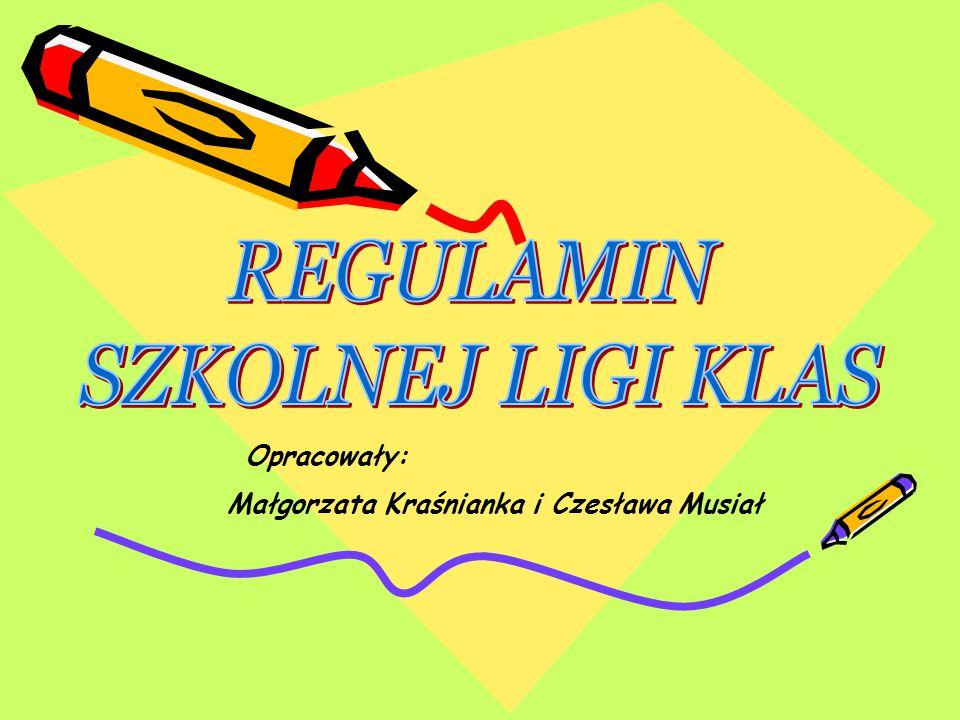 Małgorzata Kraśnianka i Czesława Musiał