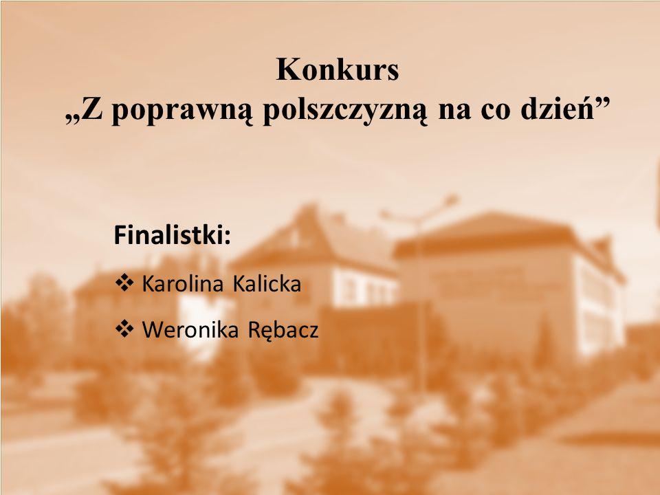 """""""Z poprawną polszczyzną na co dzień"""