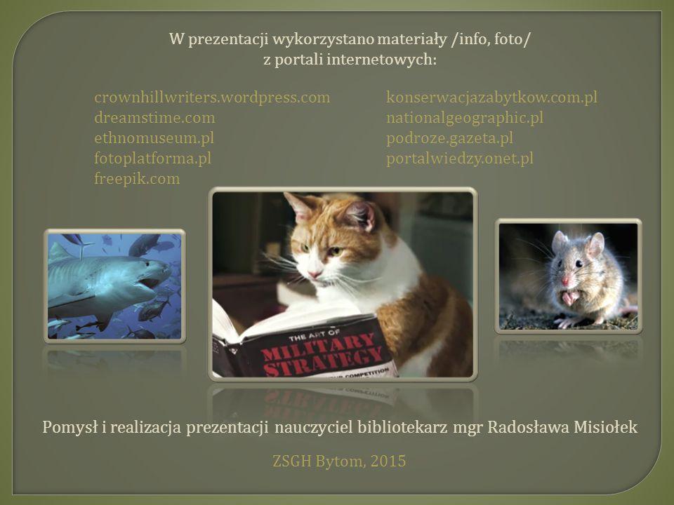 W prezentacji wykorzystano materiały /info, foto/