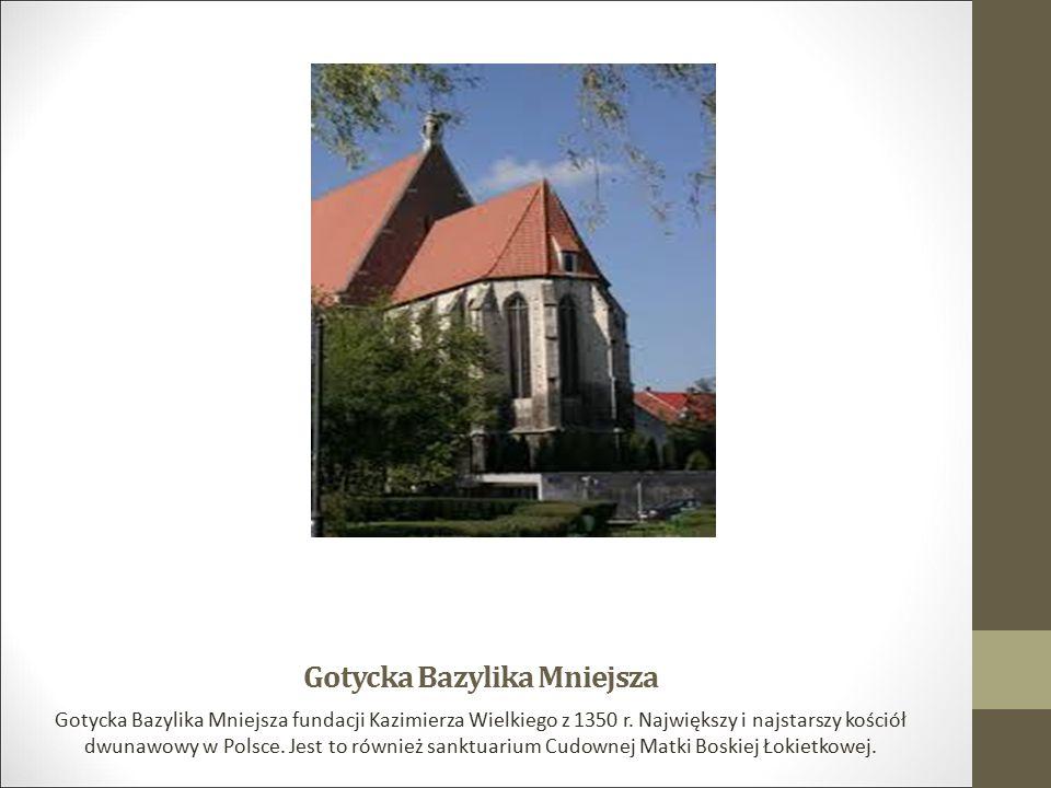 Gotycka Bazylika Mniejsza