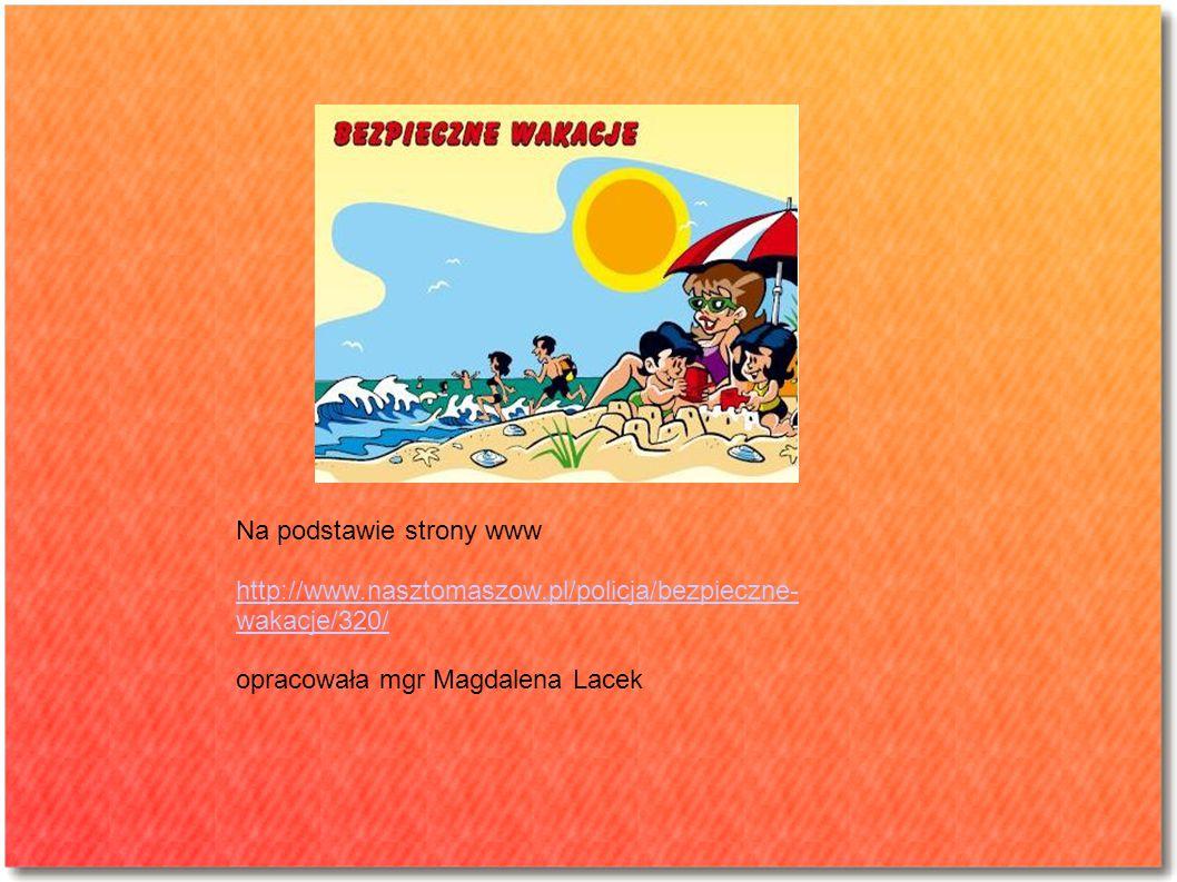 Na podstawie strony www