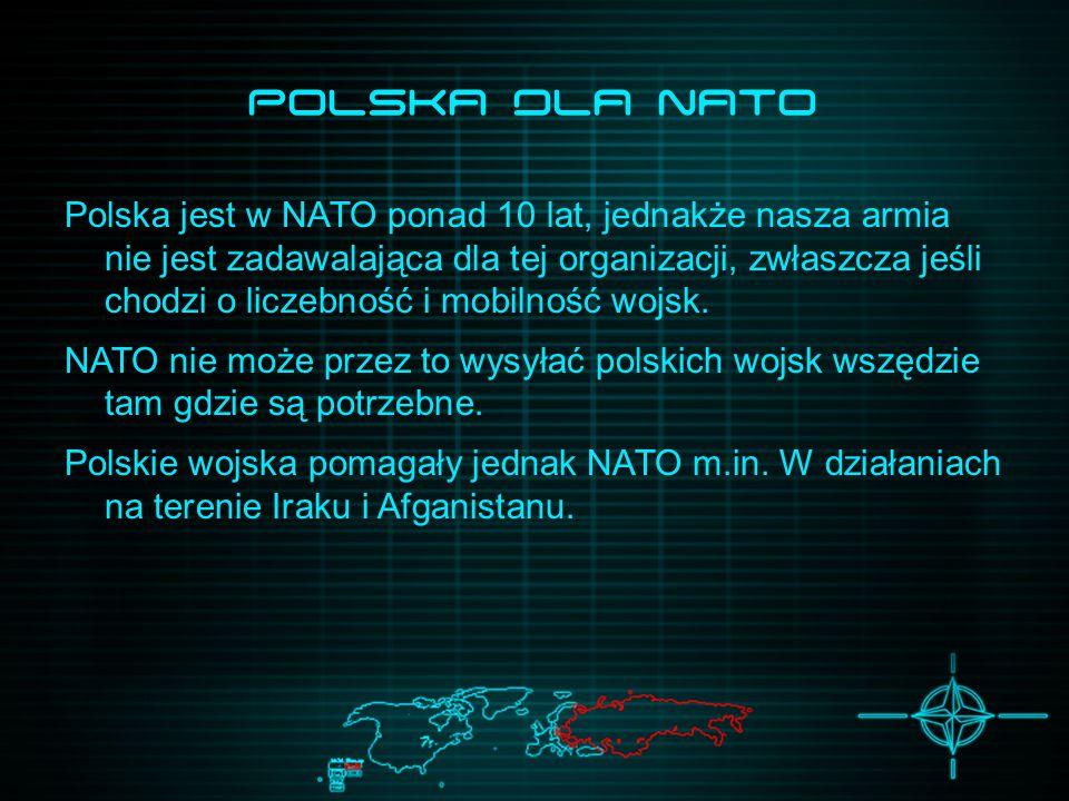Polska dla NATO
