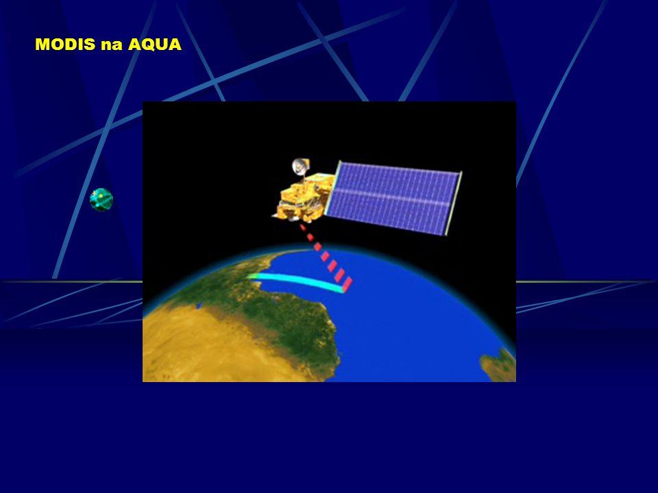 MODIS na AQUA