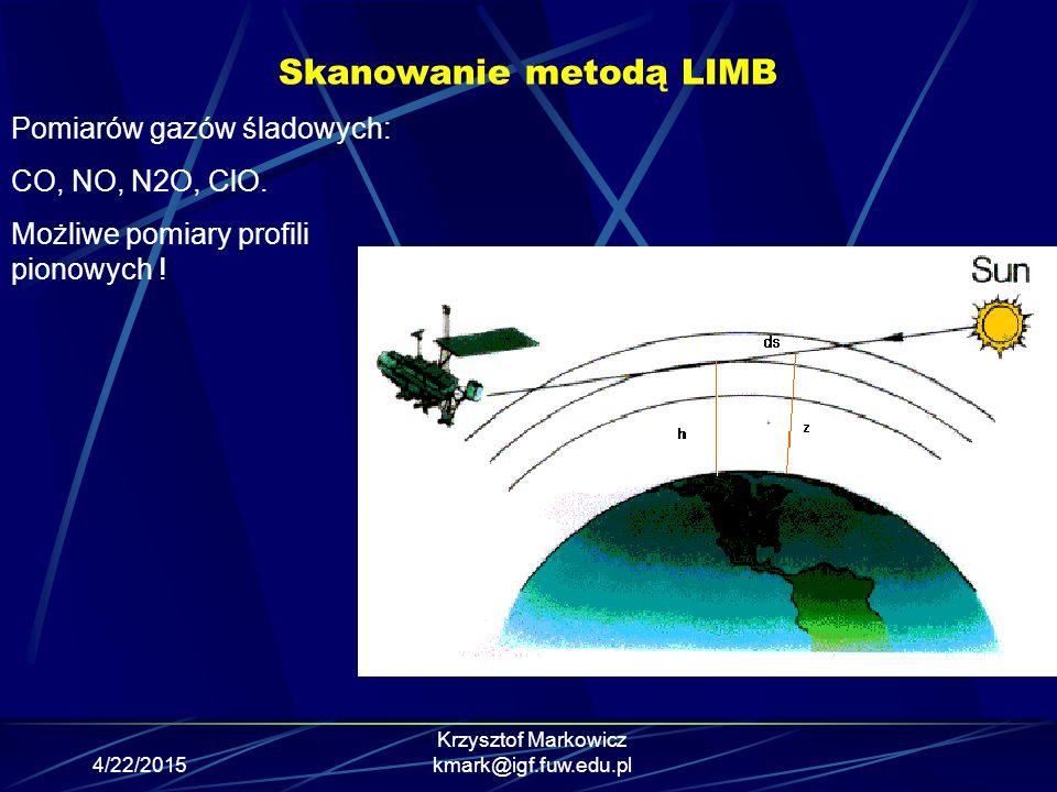 Skanowanie metodą LIMB