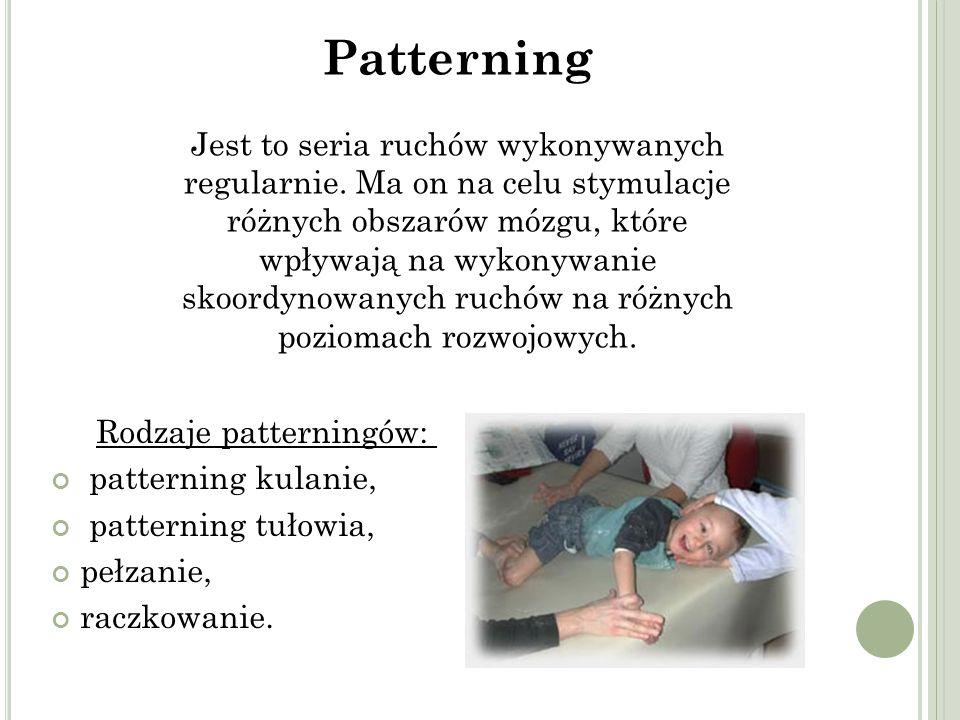Rodzaje patterningów:
