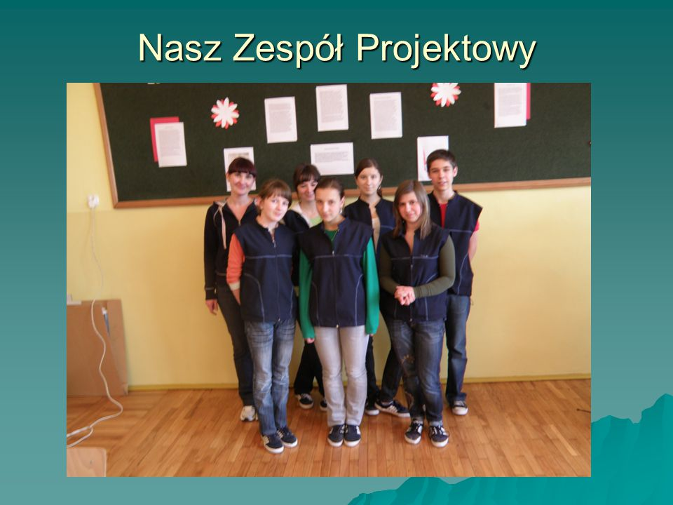 Nasz Zespół Projektowy