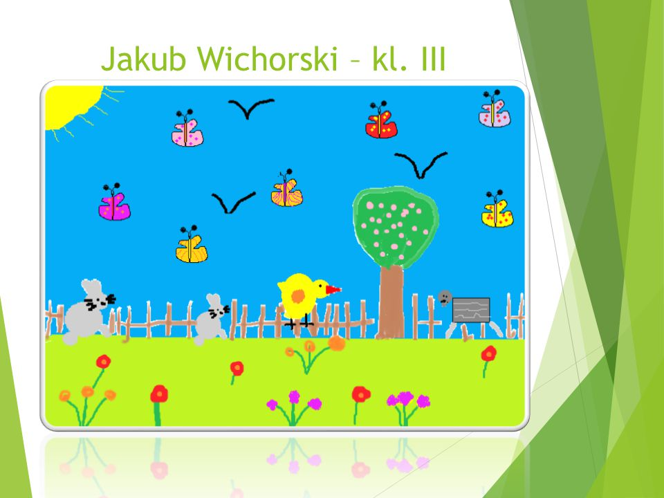 Jakub Wichorski – kl. III