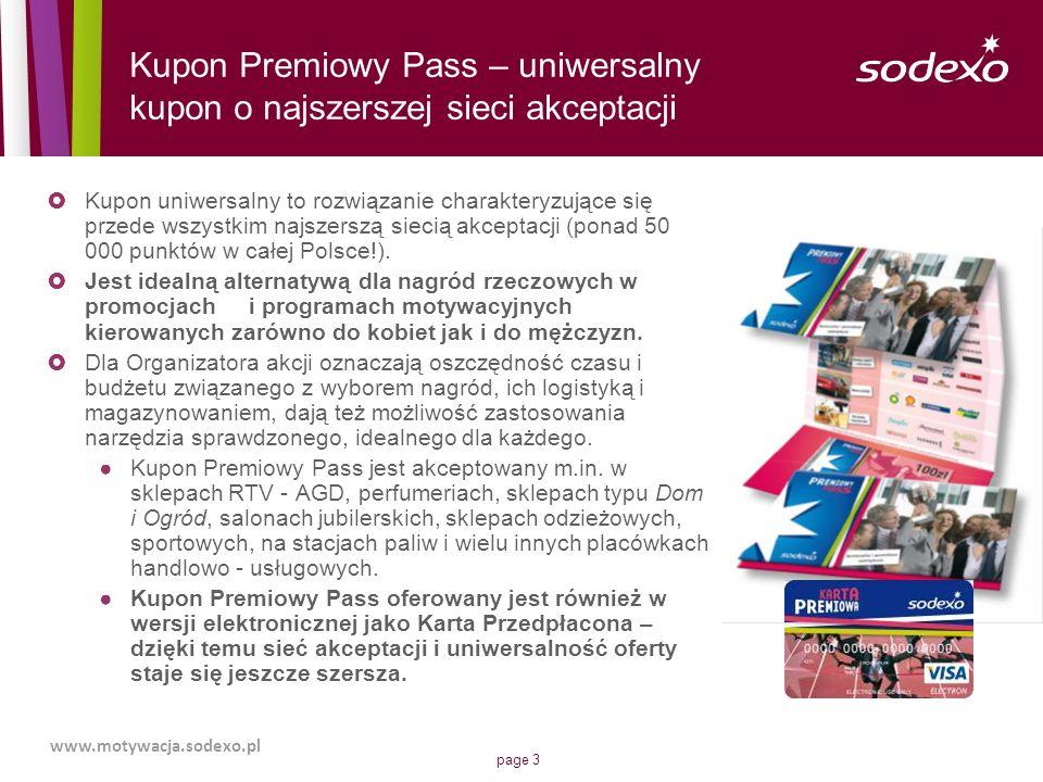 Kupon Premiowy Pass – uniwersalny kupon o najszerszej sieci akceptacji
