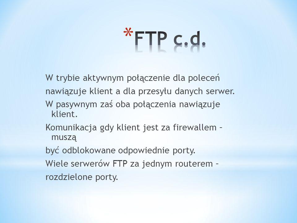 FTP c.d.