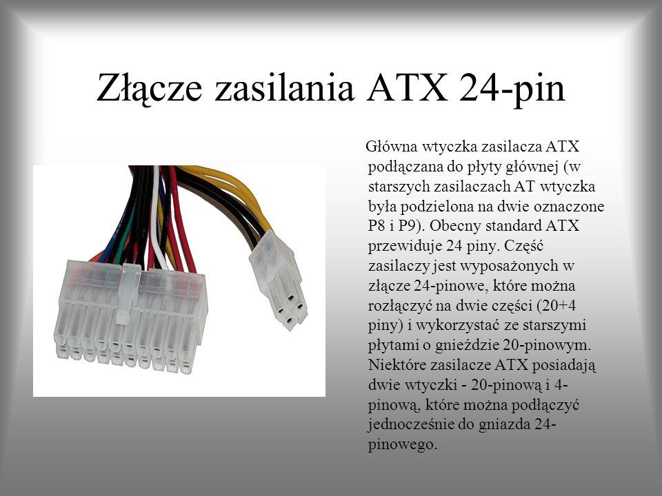 Złącze zasilania ATX 24-pin