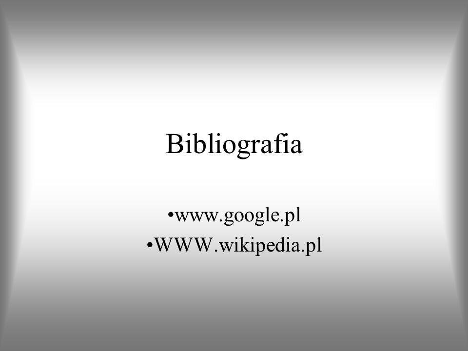 www.google.pl WWW.wikipedia.pl