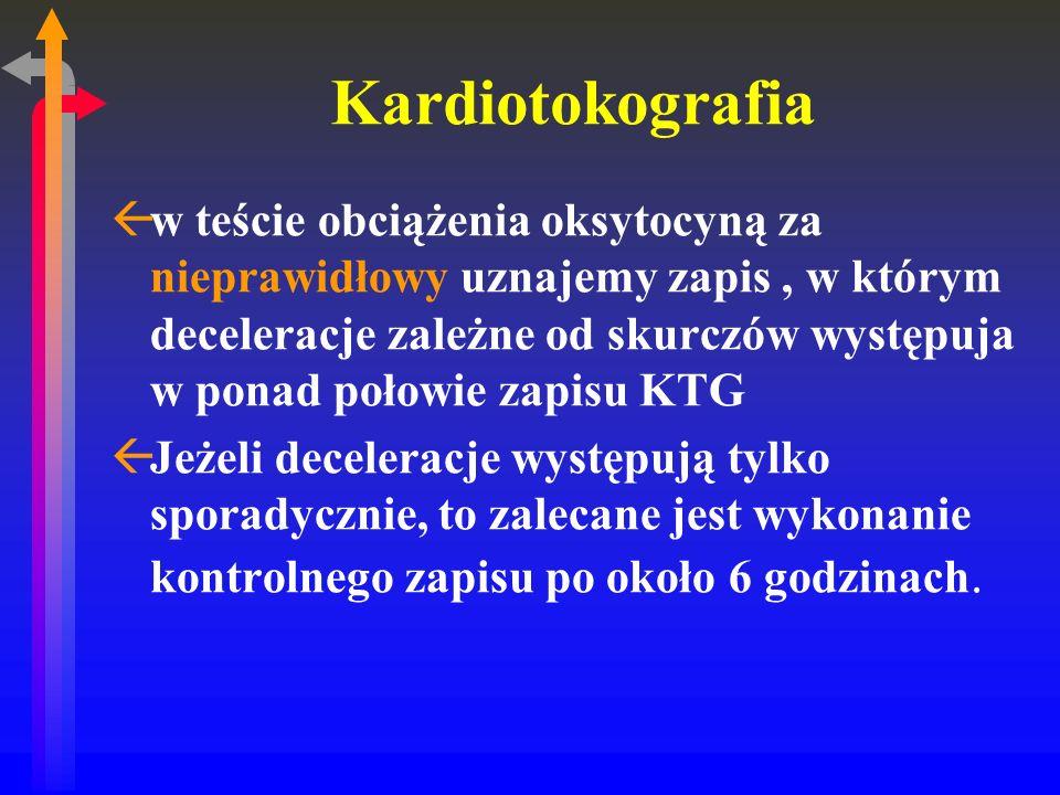Kardiotokografia