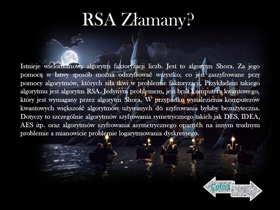 RSA Złamany
