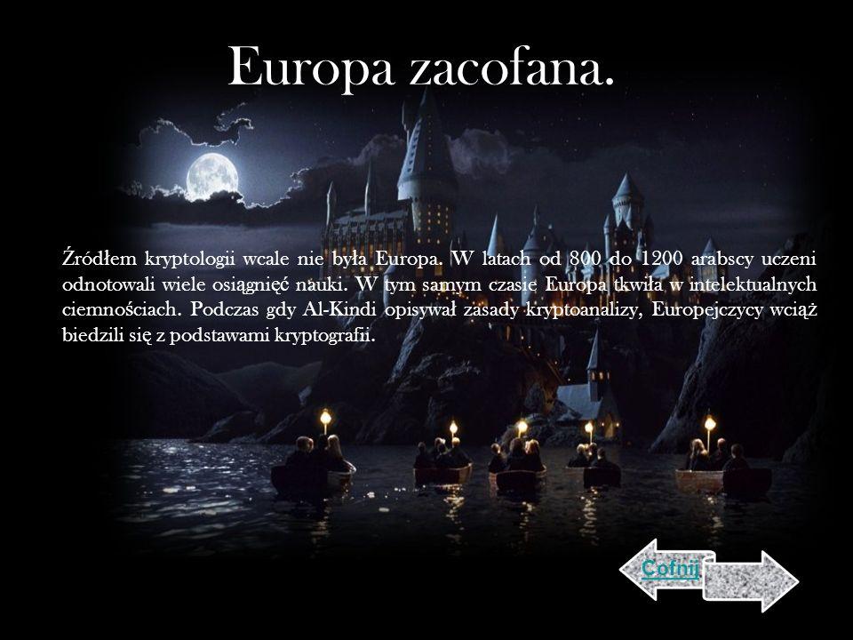 Europa zacofana.