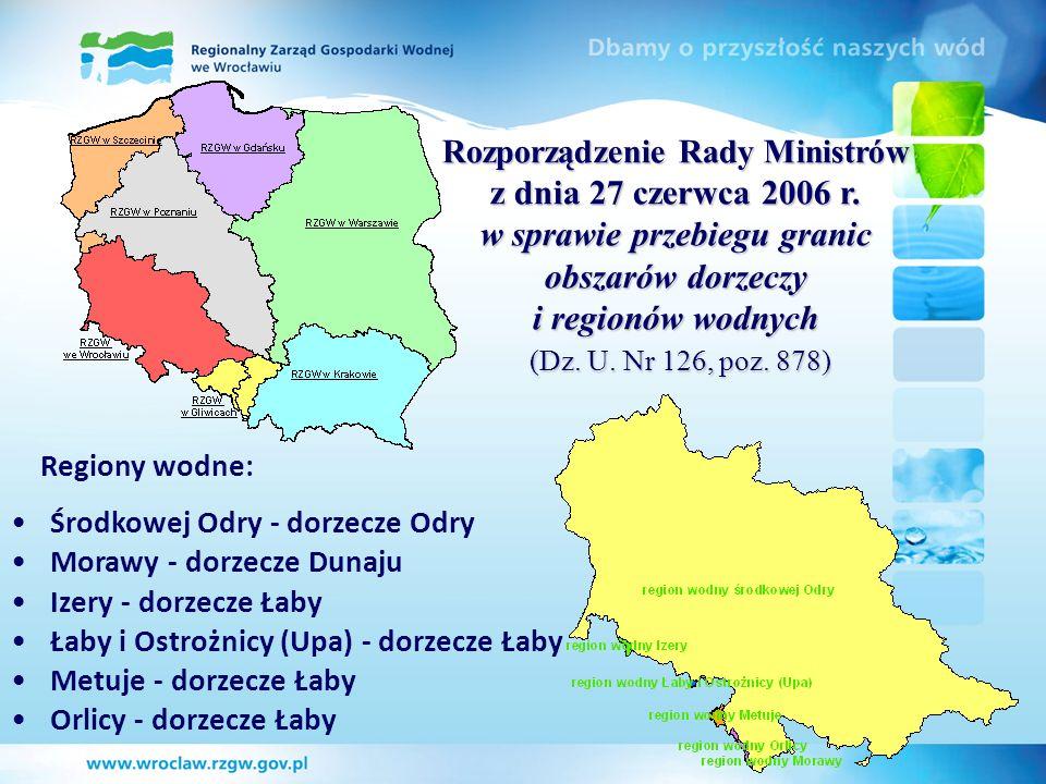 Rozporządzenie Rady Ministrów z dnia 27 czerwca 2006 r