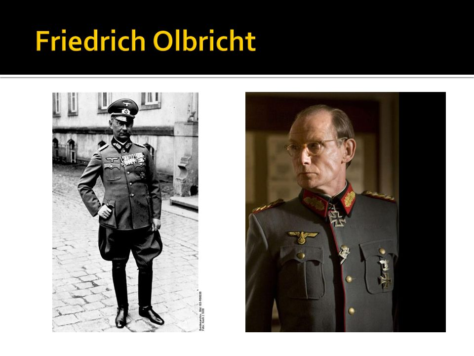 Friedrich Olbricht