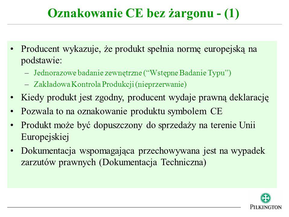 Oznakowanie CE bez żargonu - (1)