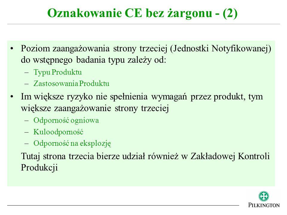 Oznakowanie CE bez żargonu - (2)
