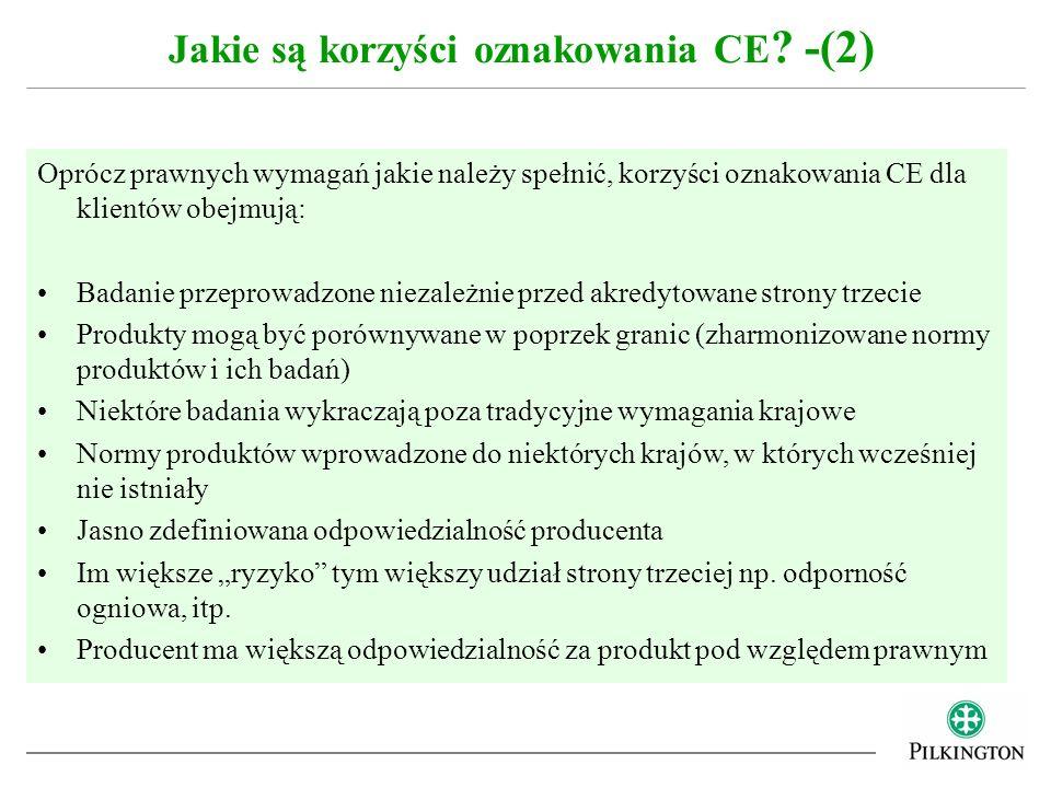 Jakie są korzyści oznakowania CE -(2)