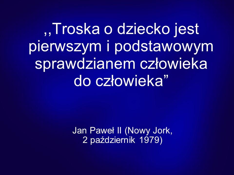 Jan Paweł II (Nowy Jork, 2 październik 1979)