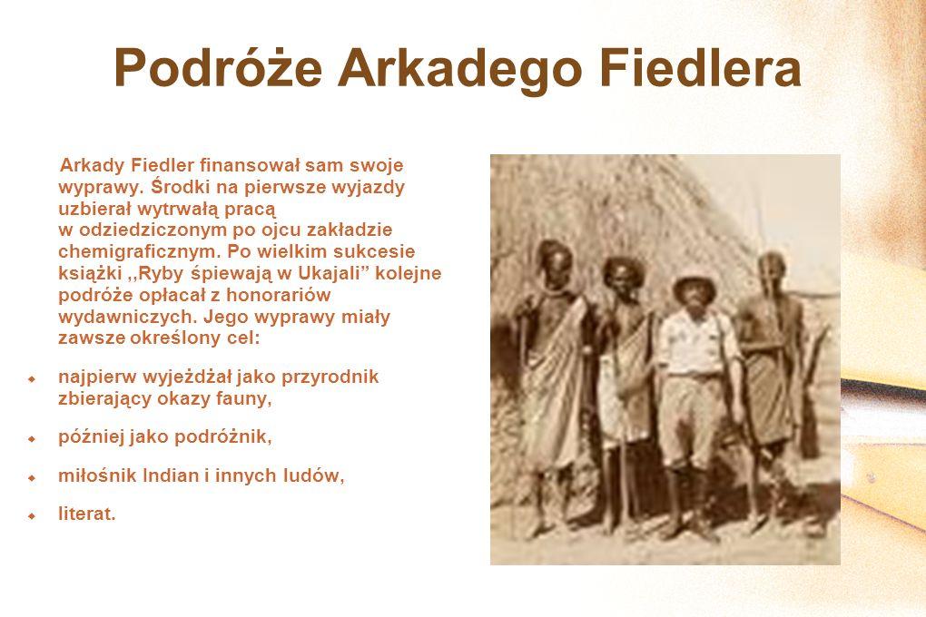 Podróże Arkadego Fiedlera