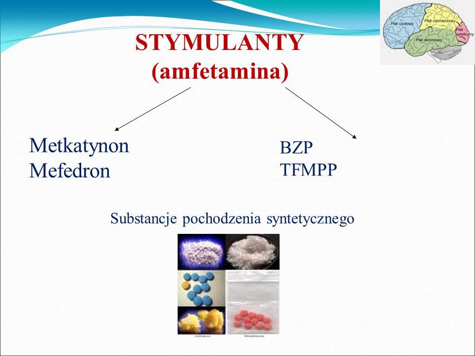 STYMULANTY (amfetamina)
