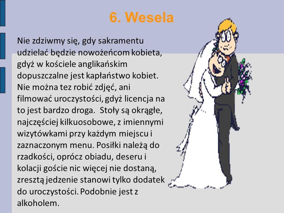 6. Wesela