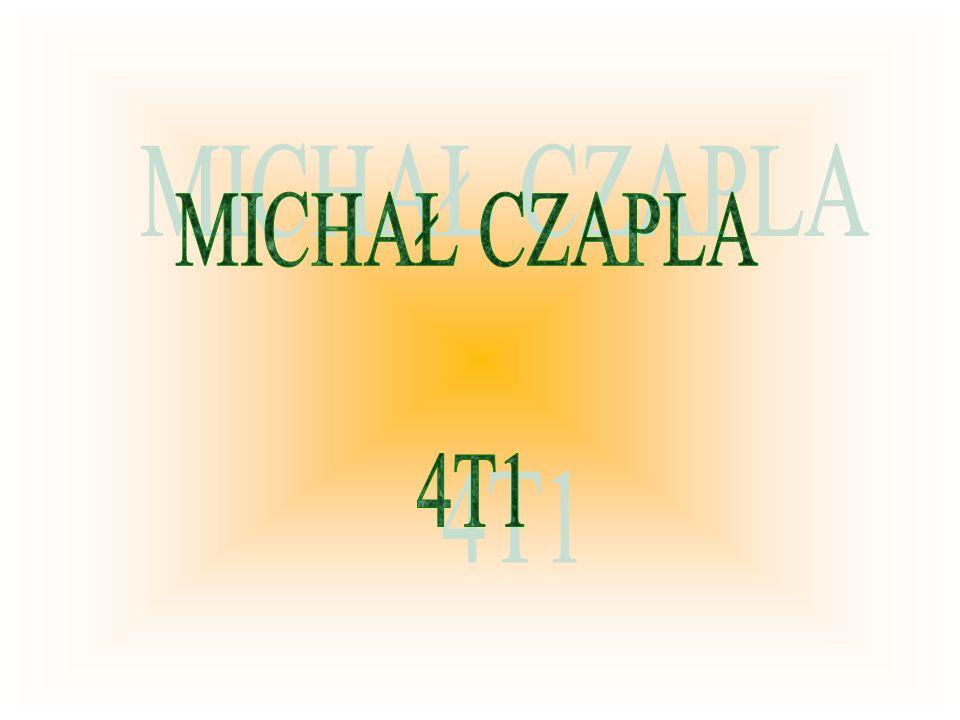 MICHAŁ CZAPLA 4T1