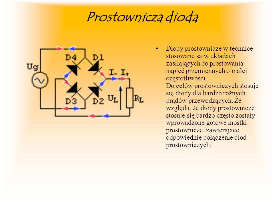 Prostownicza dioda