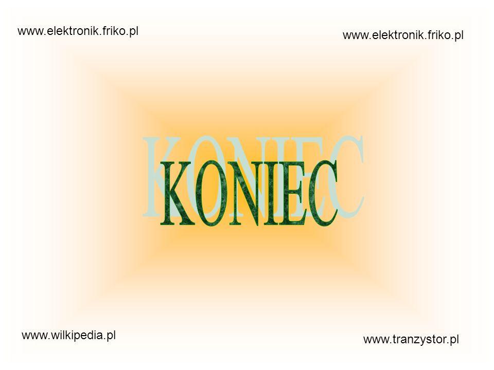 KONIEC www.elektronik.friko.pl www.elektronik.friko.pl
