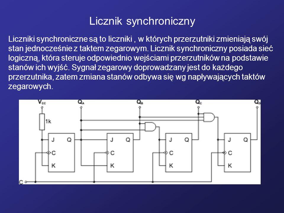 Licznik synchroniczny