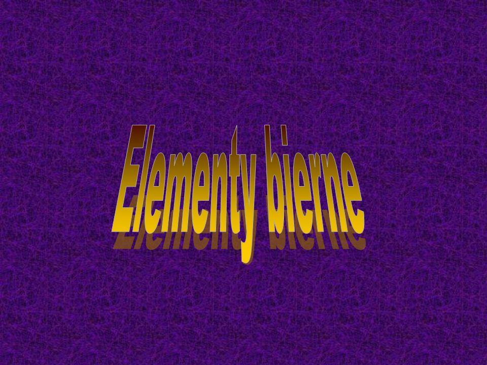 Elementy bierne