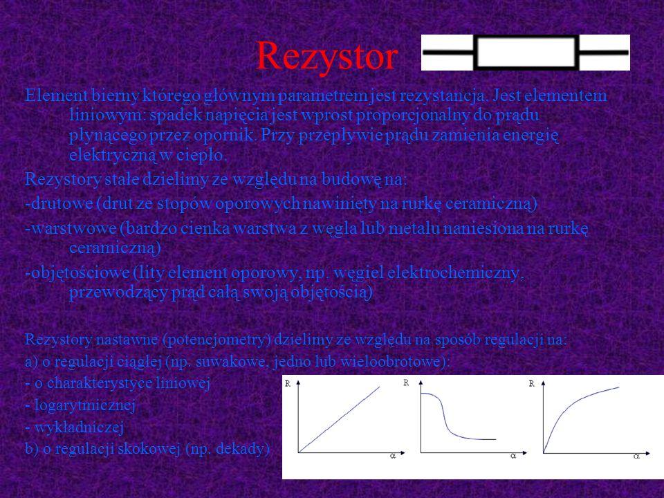 Rezystor