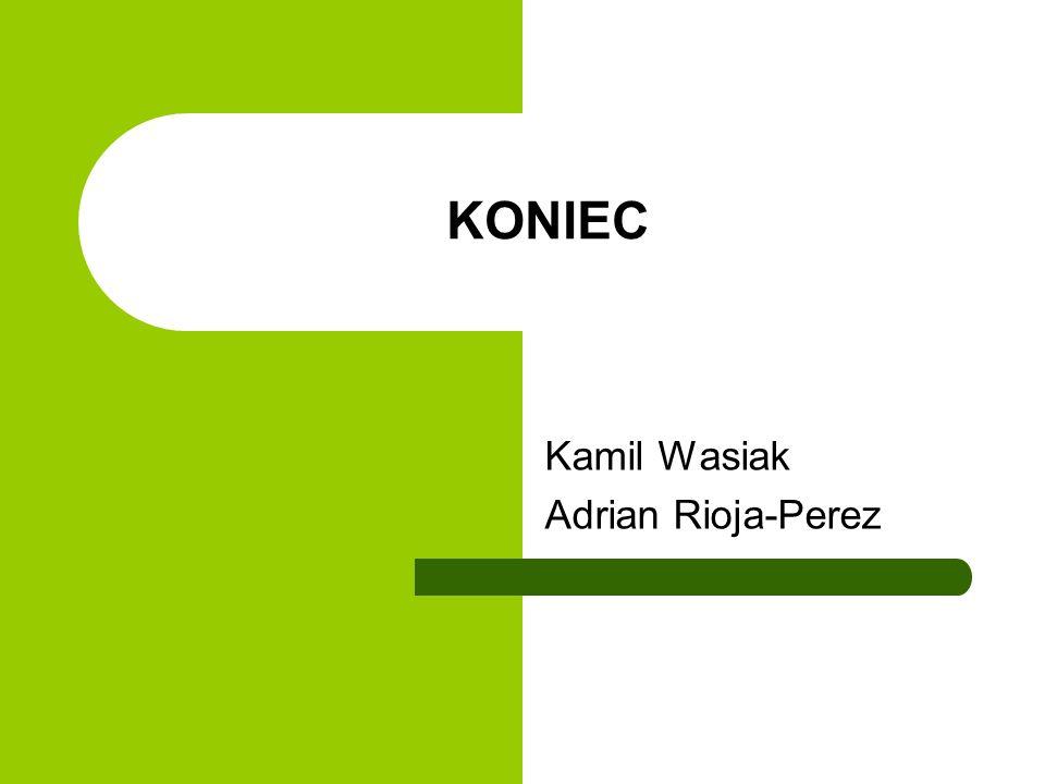 Kamil Wasiak Adrian Rioja-Perez