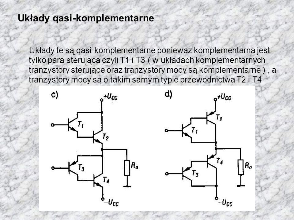 Układy qasi-komplementarne